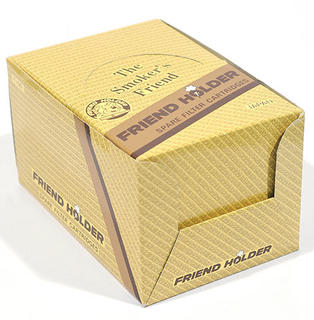 Cigarette Filter Friend Refill Cartridges Carton