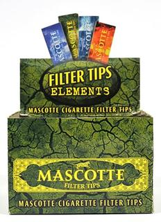 Mascotte Elements Kingsize Filter Tips Carton