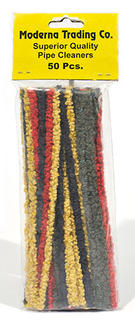 Moderna Pipe Cleaners Smooth Coloured 6