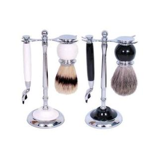 GD Shave Set Brush/Razor/Stand WB3012
