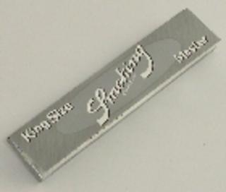 Smoking Kingsize Master (Silver) Cigarette Papers