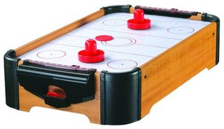 Coyote Tabletop Mini Air Hockey Game