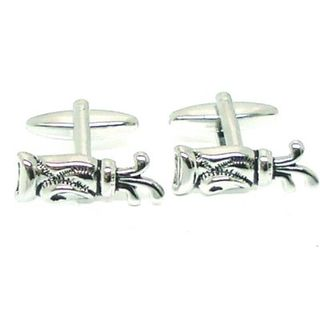 Cuff Links Golf Bag