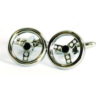 Cuff Links Steering Wheel