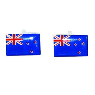 Cuff Links NZ Flag