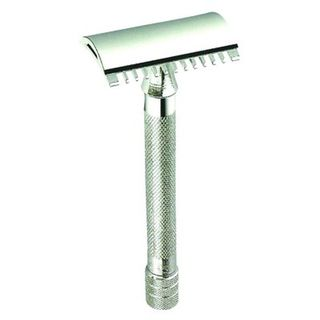 Merkur Safety Razor Open Comb #25 (Solingen - Germany)