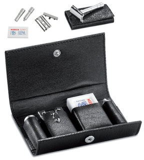 Merkur Safety Razor Travel Set (Solingen - Germany)