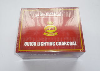 Al Fakher Quick Lighting Charcoal (100 tablets)