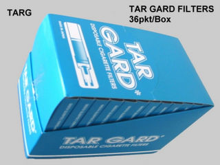 Cigarette Filter TarGard 10s Carton