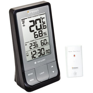 Weather Station Low Energy Bluetooth with Temp. and Humidity from Oregon Scientific