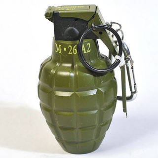 Gas Lighter Grenade