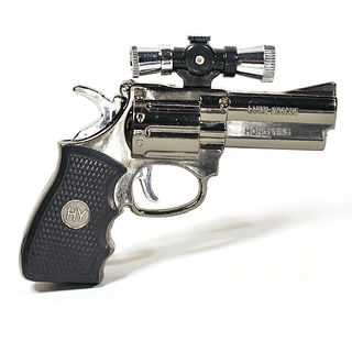 Gas Lighter - Miniature Replica Gun