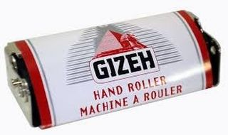 Gizeh Cigarette Rolling Machine - Metal (70mm)