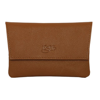 Tobacco Pouch Aztec 30gm Tan Leather