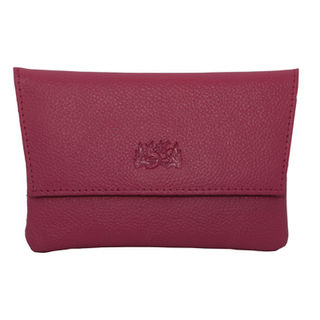 Tobacco Pouch Aztec 30gm Rouge Leather