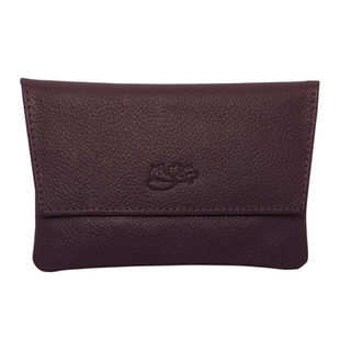Tobacco Pouch Aztec 30gm Purple Leather