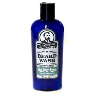 Col Conk Tea Tree Beard Wash - High Desert Breeze - 180ml