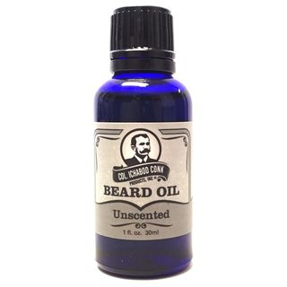 Col Conk Unscented Beard Oil - 30ml