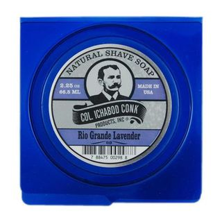 Col Conk Natural Shave Soap - Rio Grande Lavender - 66 ml