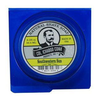Col Conk Natural Shave Soap - Southwestern Sun - 66 ml