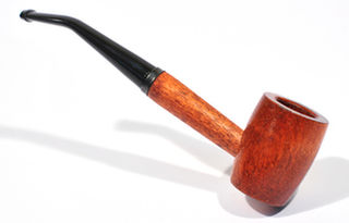 Corncob Pipes with Maplewood Stain (Medium Colour)