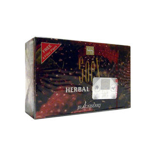 Soex Herbal Shisha Blackberry Flavour 50gm