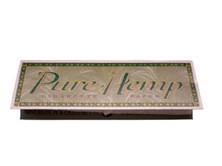 Pure Hemp Rolling Papers 1.1/4