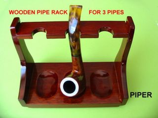 Pipe Rack for 3-Pipes