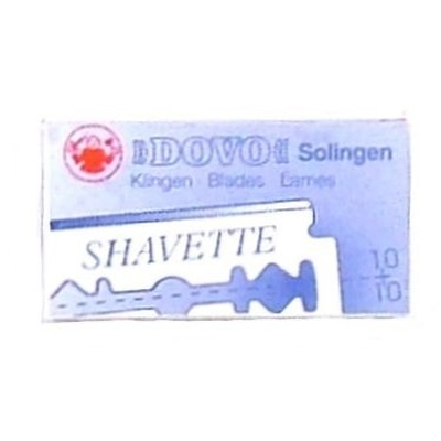 Dovo Cut-Throat Razor Shavette Regular Blades (Solingen - Germany)