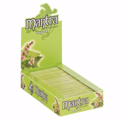 Mantra Mint Flavoured Papers