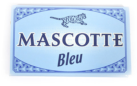 Mascotte Bleu Rolling Papers Regular Doubles