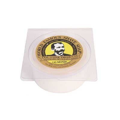 Colonel Conk Almond Shave Soap 2.25 oz