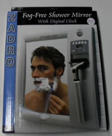 Zadro Z200 Shave Mirror Pipe Cigar Cigarette Shisha