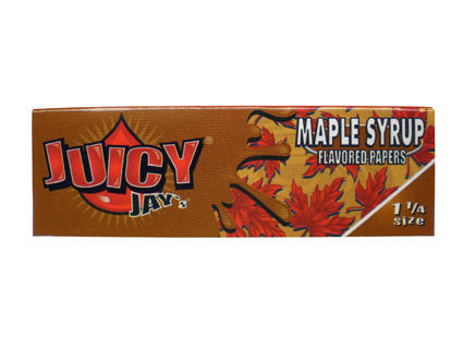 Juicy Jays Flavoured Papers Maple Syrup