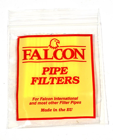 Falcon Pipe Filters (6mm Diameter)