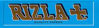 Rizla Regular Blue Single Rolling Papers