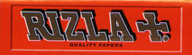 Rizla Regular Red Single Rolling Papers