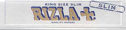 Rizla Kingsize Silver Ultra Thin Rolling Papers