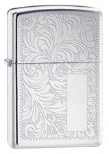 Zippo Chrome High Polish Venetian