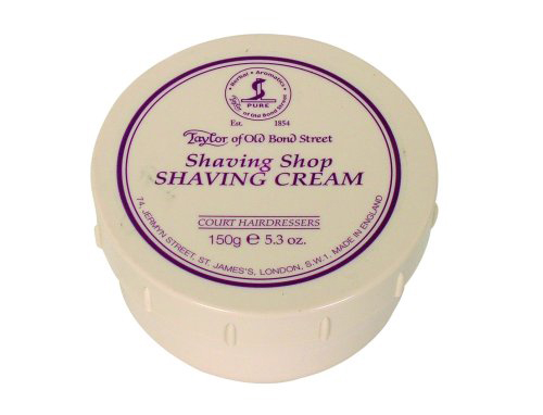 Taylors Shaving Shop Shaving Cream - 150gm Bowl