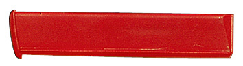 Dovo Cut-Throat Razor Shavette Regular Length Inserts Red