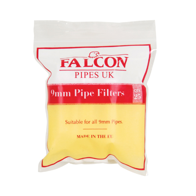 Falcon Pipe Filters (9mm Diameter)
