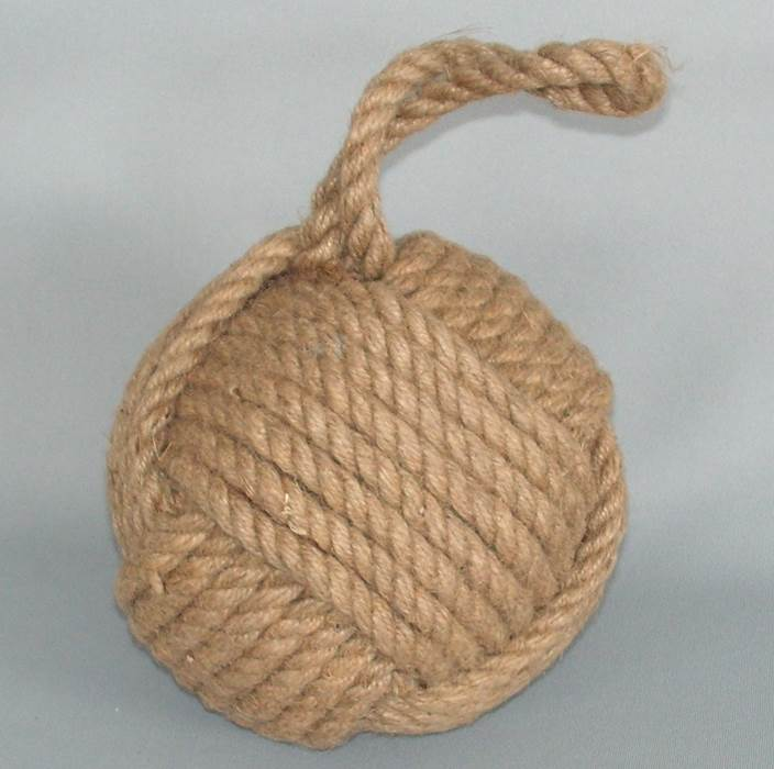 Rope Ball Doorstop 5Kg