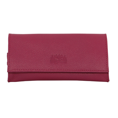 Tobacco Pouch Aztec 50gm Rouge Leather