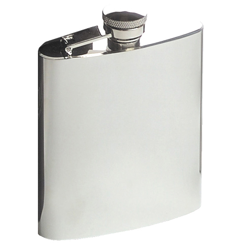Hip Flask Artex Rimless - 8oz.