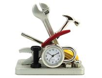 Handyman Tools Clock