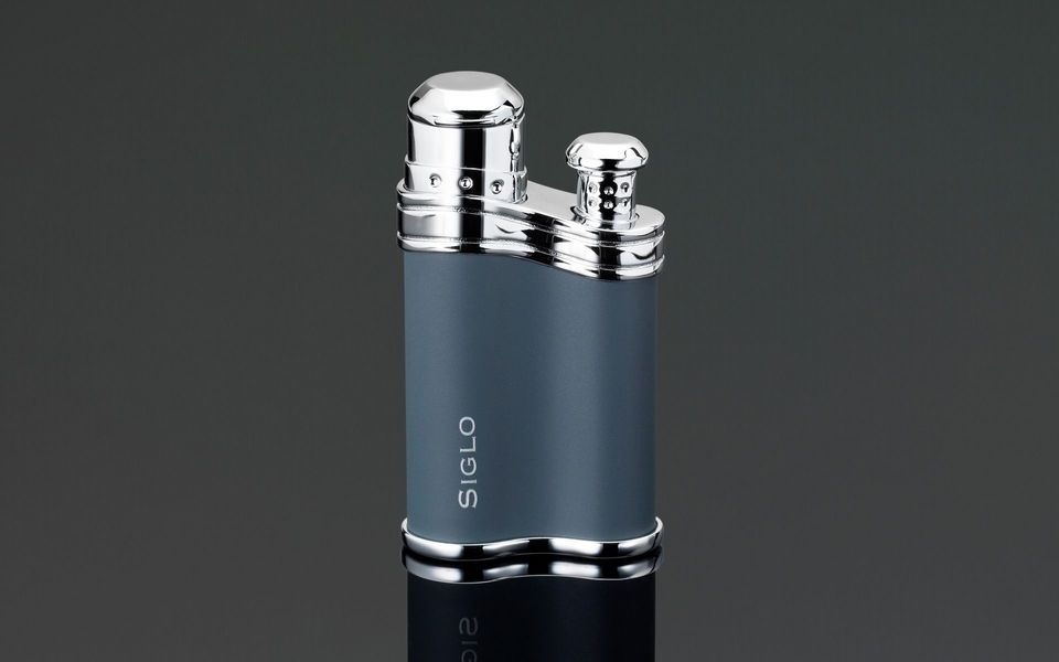 Siglo Bean Lighter - Matt Dark Grey