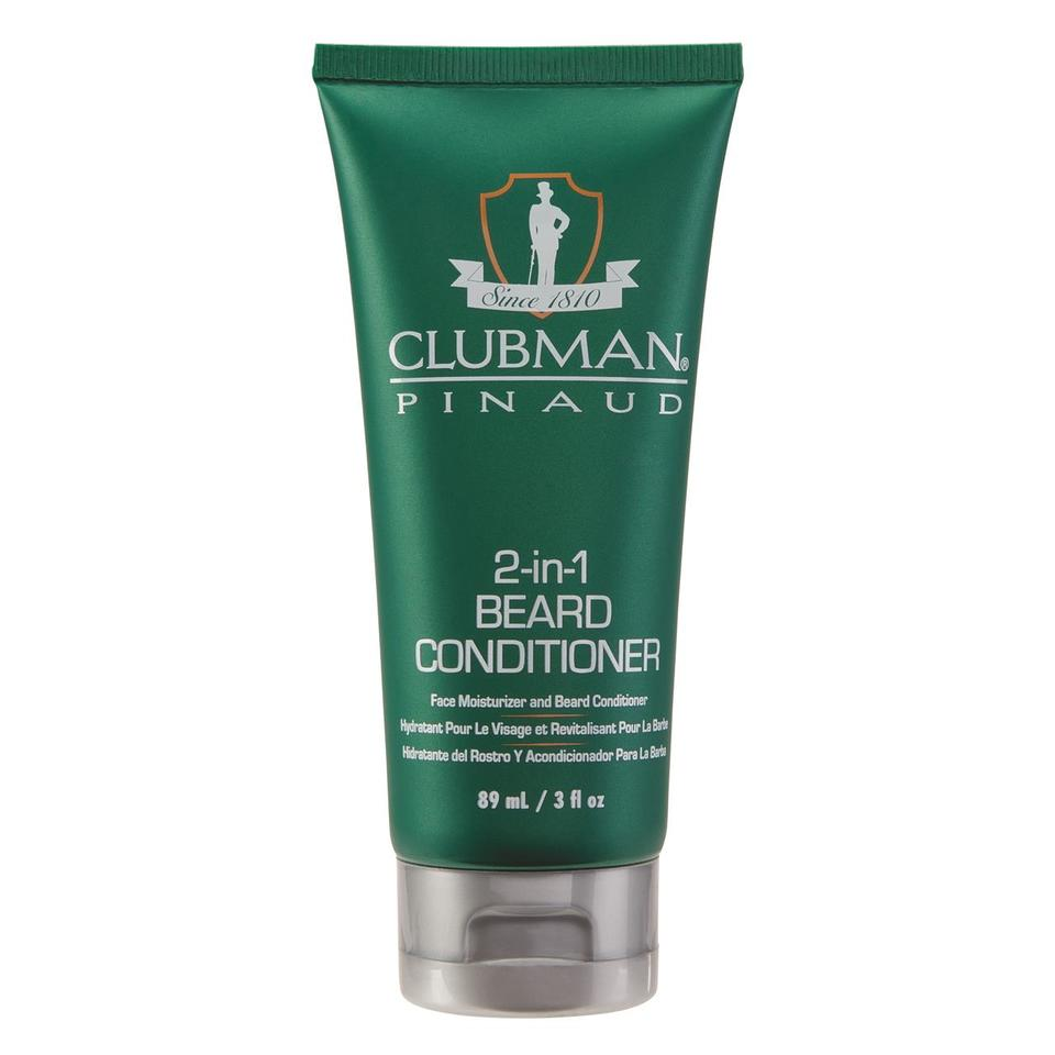 Clubman 2-in-1 Beard Conditioner - 89ml Tube