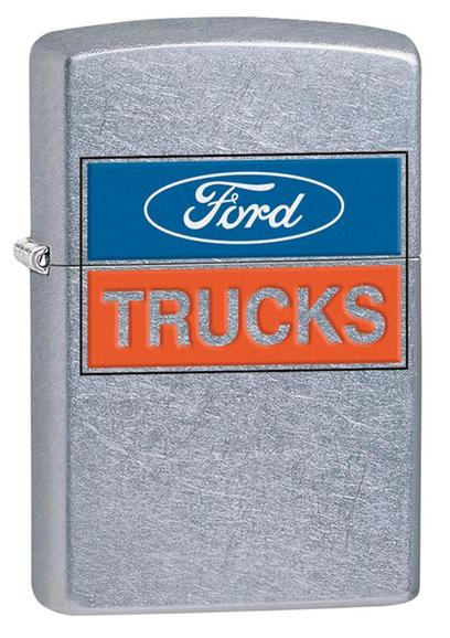 Zippo 29066 Ford Trucks Street Chrome Lighter
