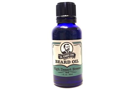 Col Conk Tea Tree Beard Oil - High Desert Breeze - 30ml